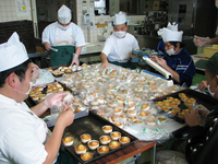 セルプいしき菓子作り