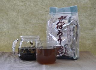山川がんばろう館 「がんばろう茶」